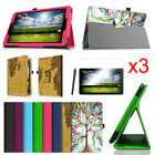 For 2015 Sprint Slate 10 Inch (AQT100) 4G LTE Tablet Case Cover w/ Accessories