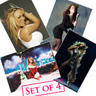 my body model - Mariah Carey HQ Posters A4 NEW Touch My Body Me I Am Obsessed Without You