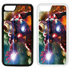 Marvel Superhero Printed PC Case Cover - Ironman - S-A211