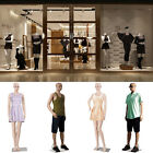 Kyпить Full Body Dummy Mannequins Shop Window Display Retail Dressmaker Female Male New на еВаy.соm