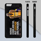 Kobe Bryant Los Angeles LA Lakers Legend Quote for iPhone & Galaxy Case Cover