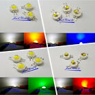 2X3W  Double color white/ Red Grnn Blue High Power LED Light Emitting Diode