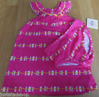 Juicy Couture baby girl summer dress & knickers 12-18 18-24 m NEW BNWT designer