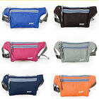Hot Waterproof Sports Belt Bum Waist Pouch Fanny Pack Camping Hiking Zip Bags
