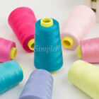 Reel 3000 Yards Sewing Machine Multi-Purpose Pure Cotton Thread Colorful