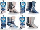 Mens Gentle Grip Socks 3 Or 6 Pairs Pack Soft Top Fashion UK 6 - 11