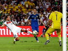Mario Gotze Shot Volley Goal Final Amazing Germany Giant Wall Print POSTER