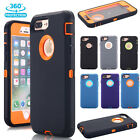 For Apple iPhone 7 / 7 Plus Slim 3 in 1 combo Shockproof Hard Case