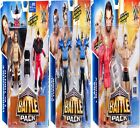 SCEGLIERE WWE BATTLE PACK SERIE 34 WRESTLING ACTION FIGURE BASE ELITE ACCESSORI