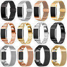 Stainless Steel Metal Watch Wrist Band Strap Bracelet fr Fitbit Charge 2 Tracker