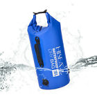 Waterproof Dry Bag Roll Top Dry Sack Backpack 10L 20L 30L for Kayaking Camping