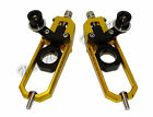 Chain Adjusters Tensioners with Spool For 2016-2017 YAMAHA MT-10 FZ-10 FZ10 RN45