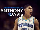 Anthony Davis New Orleans Hornets Pelicans Huge Giant Wall Print POSTER on eBay