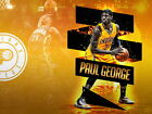 Paul George 24 Art Indiana Pacers Basketball Huge Giant Wall Print POSTER on eBay
