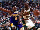 Gary Payton Seattle SuperSonics Retro Basketball Sport Giant Wall Print POSTER on eBay