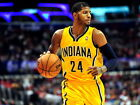 Paul George Indiana Pacers Basketball Sport Giant Wall Print POSTER on eBay