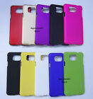 Premium Rubberized Frosted Hard Back Case Cover For Samsung Galaxy Alpha G850