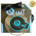 QiMi Fast LED Wireless Charger For Google Nexus 4/5/6/7 Apple iPhone 7, 7 Plus