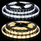 5M 16ft 3528/5050/5630 Warm White Waterproof Flexible LED Strip Light Home Decor