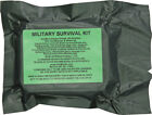 Bushcraft BUS019 Military Survival Kit Perfect Fit For Backpack Water Resistant