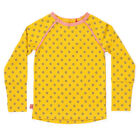 BNWT Albakid Girls Helia Lemon Curry Flower Long Sleeved Top NEW Yellow Albababy