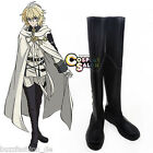 Seraph of the end Mikaela Hyakuya Mode Schuhe Stiefel Cosplay Kostüm Mottoparty