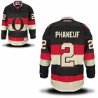Dion PHANEUF Ottawa SENATORS RBK Premier Officially Licensed NHL Jersey S or L