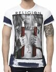 "RELIGION Clothing Herren T-Shirt Shirt ""GAME OVER"" NEU"