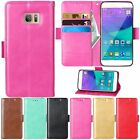 Flip Wallet Card Leather Stand Magnetic Case Cover For Samsung Galaxy S7/S7 Edge
