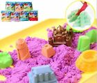 Magic Motion Moving Sand 1kg 1000g Tools Children Toy Never Dry