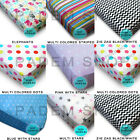 Kids' Fitted Sheets Boys/Girls 100% Cotton Children's Bedding Patterned Printed