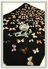 Free Shipping 100% Wool Scarf Butterfly Design 188cm x 70cm Multi Color Optional