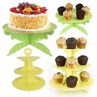 Tier Cup Cake Stand Cardboard Window Display Birthday Tea Party Food Serving