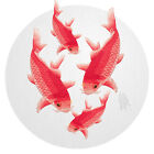 Japanese Chinese Koi Carp Fish Embroidered Sew On Applique Patch
