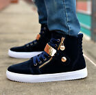 Fashion Style warm Men's  Casual Shoes Ankle Boots Top Hip Hop sports BOOTS