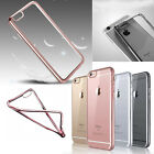 Transparent Soft TPU Silicone Shockproof Cover Case Skin For Samsung&iPhone 7 6S
