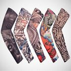 1x Cycling Bike Bicycle Skins Arm Warmer Cuff Sleeve UV Covers Sun Protection