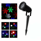 Snowflake Light Moving Outdoor LED Landscape Laser Projector for Christmas