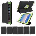 For iPad 2 3 4/mini/Air/Pro 9.7 Shockproof Full Body Protective Case Smart Cover