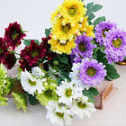 "32"" Artificial Silk Wild Chrysanthemum Plant Flower Wedding Party Decor Home"