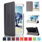 "Ultra Thin Book PU Leather Case Cover For Samsung Galaxy Tab E 8"" SM-T377 Tablet"