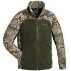 Pinewood Fleece Jacket Oviken Green / Realtree APG - Hunting