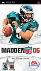 Madden NFL 06 (Sony PSP, 2005) - wholesale lot of 8