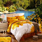 Chrysanthemum Size 2xPillow Case/Duvet Cover/Bed Sheet Single/Double/Queen/King
