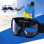 New Cycling Skiing Lens Large Frame Goggles Women Men Anti-sand Ski Goggles SN