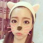 Cat Ears Hairband Head Band Party Gift Headdress Accessories Makeup Tools XTF