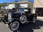 1928+Ford+Model+A+Convertible+pick+up+truck