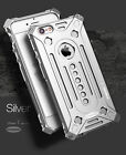 For iPhone 7 6 6S  Plus Luxury Armor Shockproof Aluminum Frame Metal Cover Case