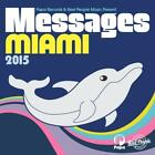 Papa Records & Reel People Mus - Messages Miami 2015 NEW CD