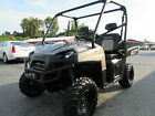 2011 POLARIS RANGER 800 XP POWER STEERING, FUEL INJ, 4X4 WINCH ATV UTV
